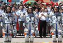 神十航天员出征仪式举行