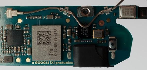 拆解谷歌眼镜 570毫安电池 连普通眼镜不稳定