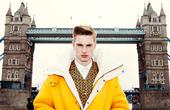 英媒推荐伦敦本土男装设计系列