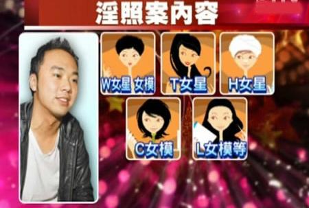 第4色-李宗瑞_台湾中时刊李宗瑞不雅照 记者等4人被判6个月徒刑
