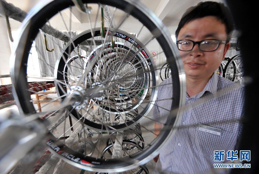自行车 浙江/中国大陆自行车企业抗辩欧盟反倾销20年来首获胜利(2/6)