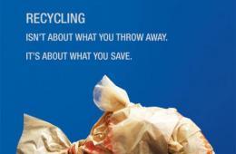 垃圾回收公益广告:小举动挽救生命