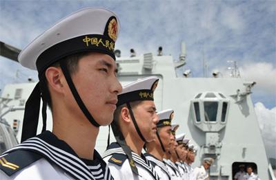 中国核心利益必须寸步不让
