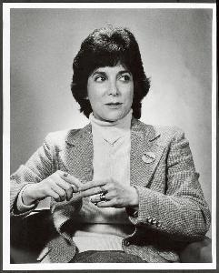 1993年,玛乔丽在华盛顿接 受采访 。