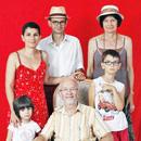 《2013个家庭的肖像》在法展出
