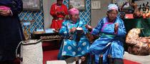 内蒙古锡盟草原展演非物质文化遗产