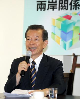 谢长廷:两岸失衡不是大陆故意刺激台湾人民
