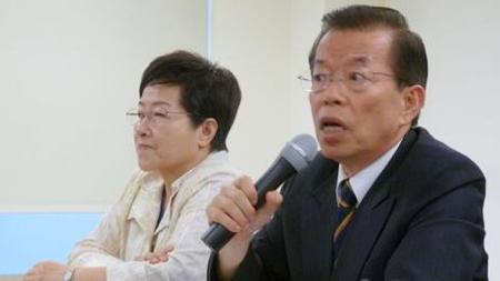 赴港举行两岸研讨会 谢长廷:不是政治对话!