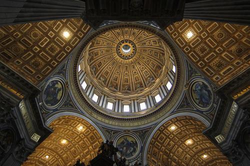 走进全球面积最小国家 领略梵蒂冈城独特风情