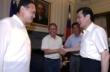 马英九:对菲律宾大动作 绝不让人民受伤害!