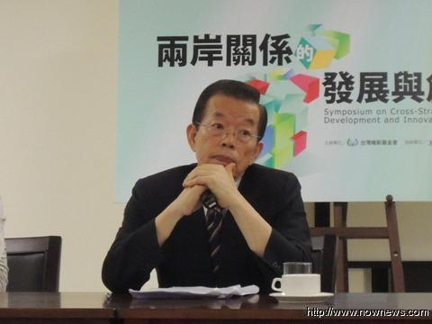 民调:6成4支持谢长廷访陆 6成赞成民共对话