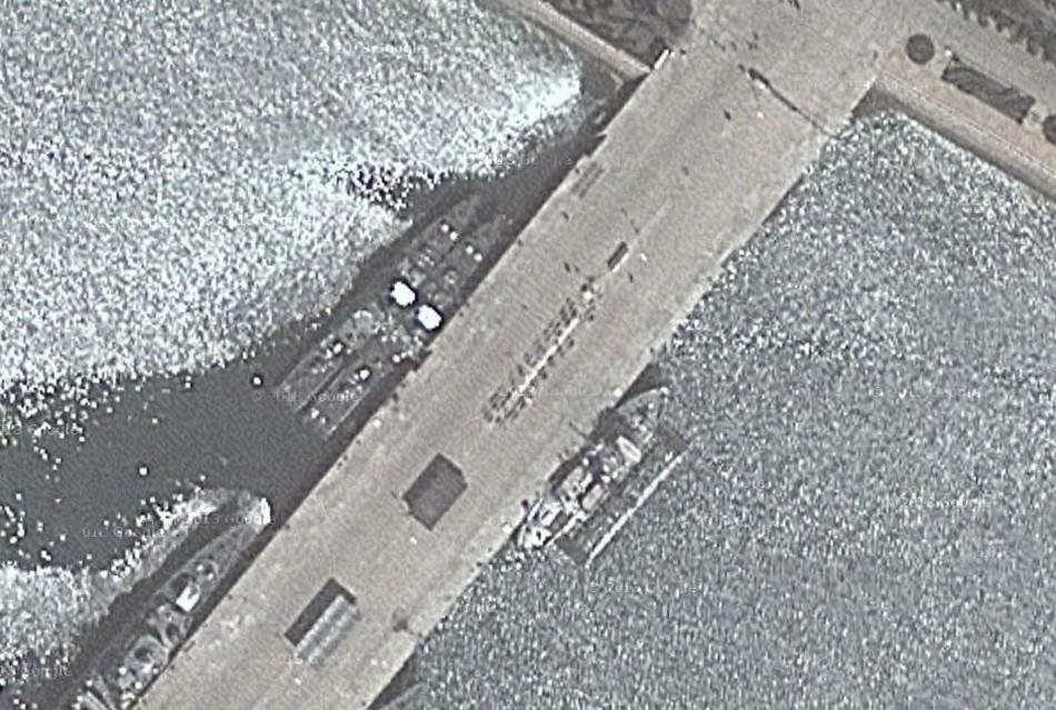 谷歌 中国/中国航母军港被谷歌地图泄密了(10/16)