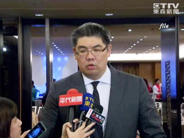 民调:台北市长支持度连胜文居各候选人之冠