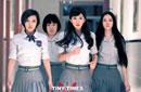 """《小时代》:一群做作男女的""""集体YY"""""""
