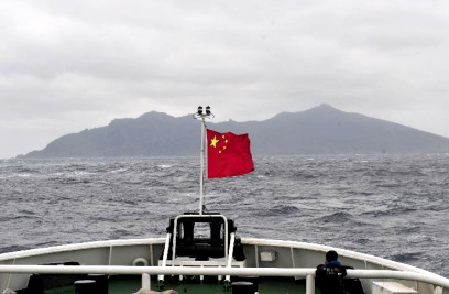 中国公务船对钓鱼岛的巡航很有效