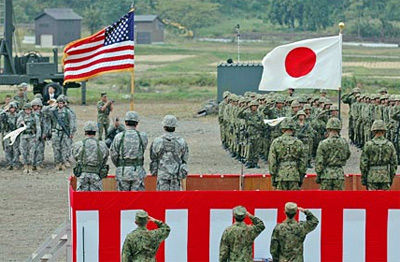 美国把日本当枪使阻碍中国发展