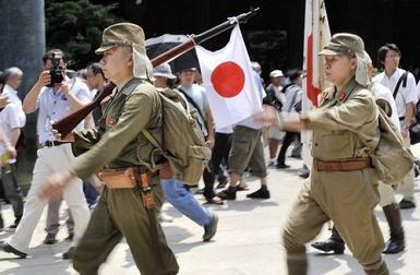 日本军国主义抬头让世界担忧