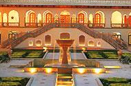 亲临印度6大顶级皇宫酒店 感受皇宫般奢华
