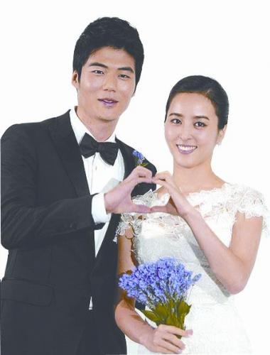 """郑大世""""前女神""""嫁韩国国脚"""