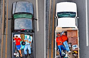 纪实摄影:58号高速公路