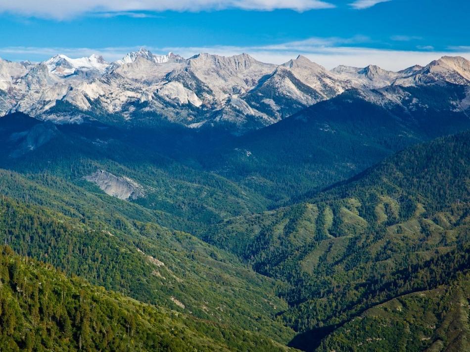 风景 加利福尼亚州/惊艳世人的美国国家公园(18/31)