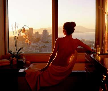 """看得见风景的房间 世界顶级浴室""""真容"""