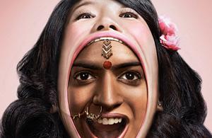 商业摄影:不是人皮面具