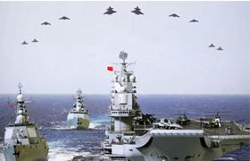 2015年中国海军航母编队畅想