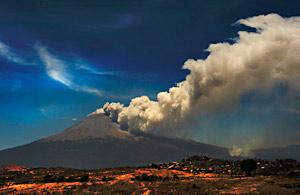 风光纪实:一座火山的50张脸