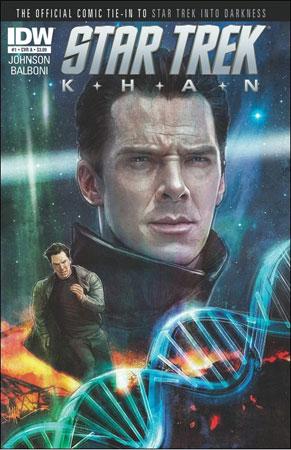 军事资讯_漫画《星际迷航12》:邪恶可汗的独角戏_娱乐_环球网