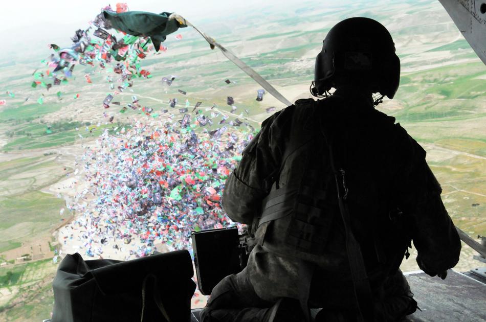 让敌人精神崩溃 中国新型心理战飞机曝光