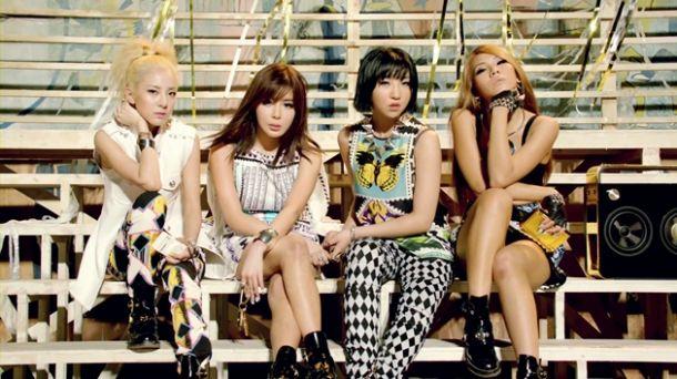 2NE1回归第二波 8月以最2NE1风格歌曲再出击
