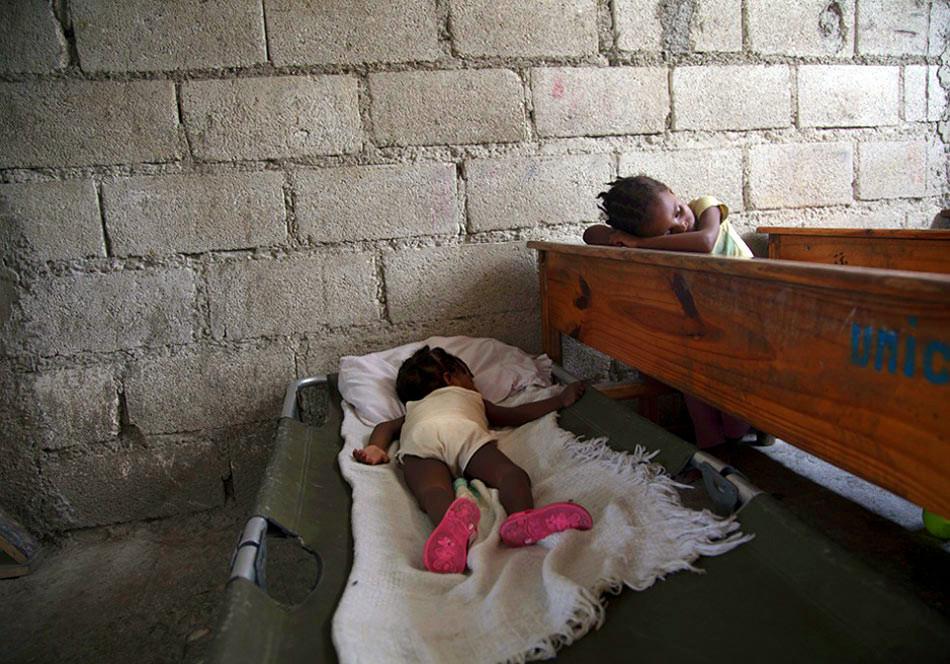 海地太子港孤儿院纪实