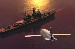 B-1B装备新导弹化身航母杀手