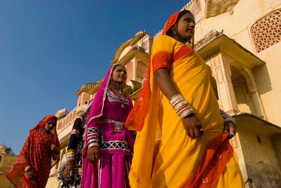 女性游客去印度要当心!出发前先看安全贴士