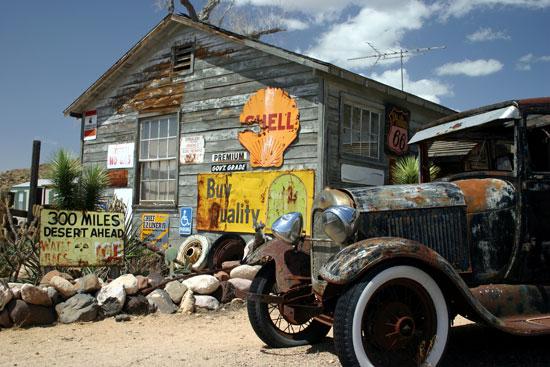 美国亚利桑那 完美演绎旧日西部风情