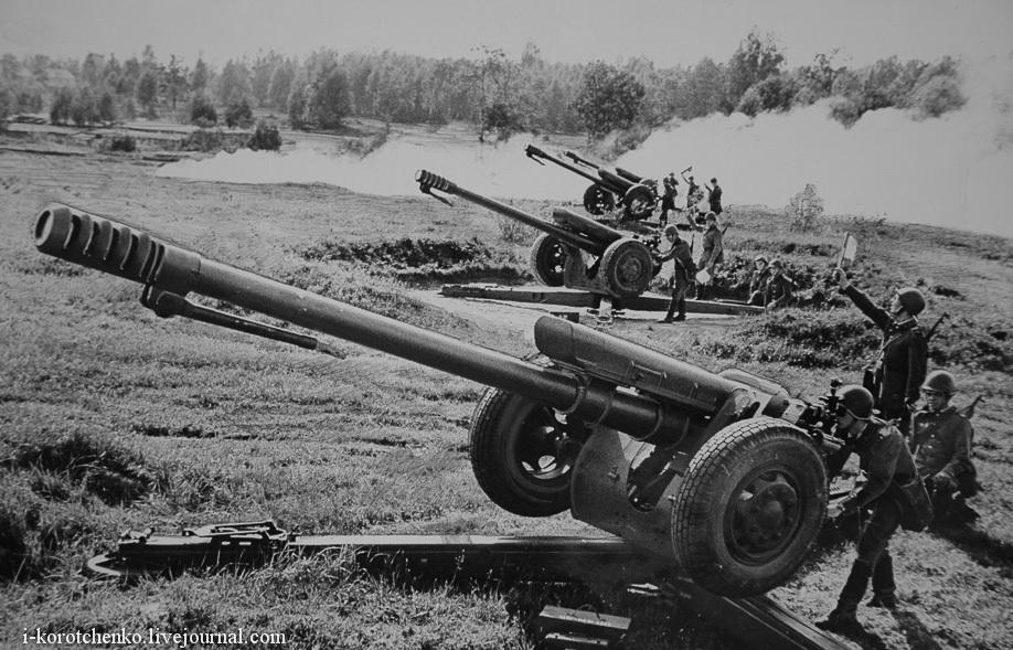 重温强大的苏联红军部队