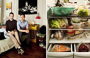 纪实摄影:冰箱和他们的主人