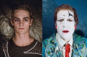 人像摄影:马戏团的灵魂肖像