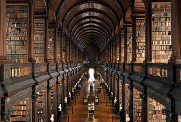 盘点世界最美图书馆(组图)