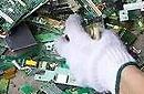 全球电子垃圾毁了中国环境