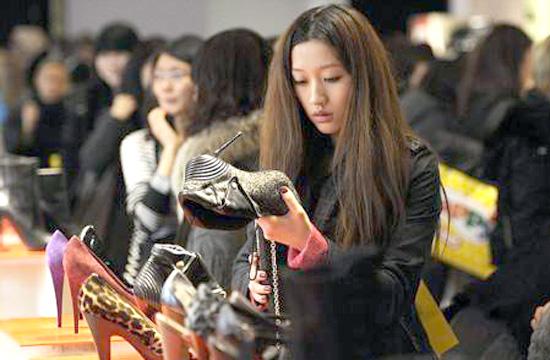 中国游客很有钱