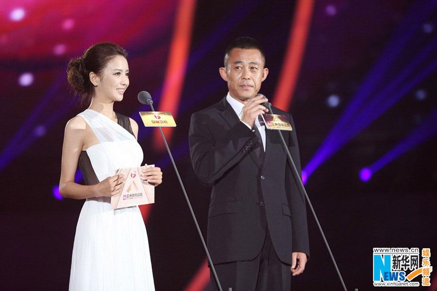 亚洲偶像剧盛典_亚洲偶像盛典开奖 最具实力演员花落侯勇佟丽娅