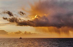 风光摄影:海事
