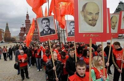 俄罗斯人对苏联时期仍有感情