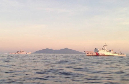 日本在中日钓鱼岛争端中已经处于下风