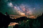 风光摄影:星河