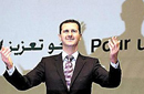 """巴沙尔:要用""""铁拳""""铲除恐怖主义"""