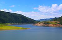 白怀国:祁连牧场风光