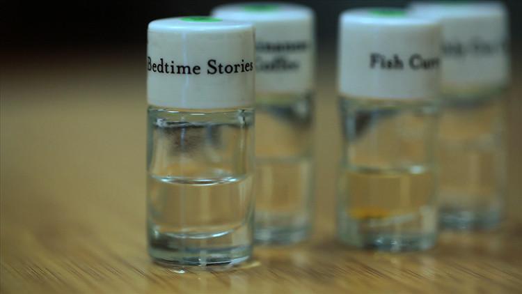 【商业与公益】气味瓶助老年痴呆患者唤回记忆